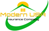 modern usa insurance company logo
